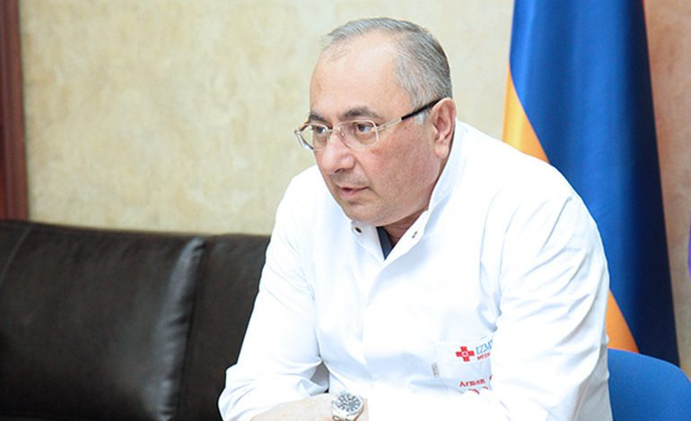 Апелляционный суд принял решение об аресте Армена Чарчяна