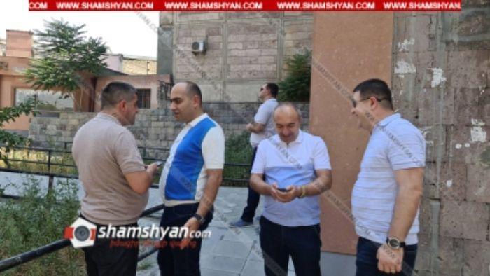 Դիմակավորված, զինված ավազակային հարձակում Երևանում․ թալանել են CRED վարկային կազմակերպությունը