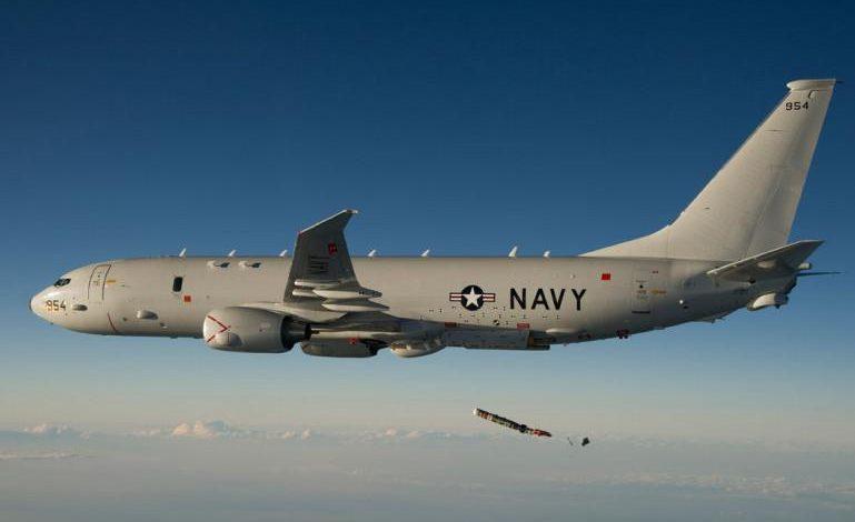 ԱՄՆ-ին պատկանող ինքնաթիռը ՌԴ-ի սահմանների մոտ երկարատև հետախուզություն է իրականացրել. Интерфакс