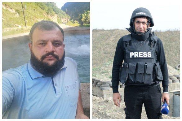 Քարվաճառում ադրբեջանցի լրագրողներ են պայթել ականի վրա, զոհեր կան