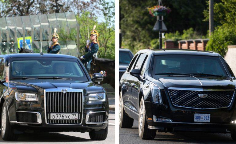 Բրիտանական թերթը համեմատել է Բայդենի «Cadillac»-ը և Պուտինի «Aurus»-ը