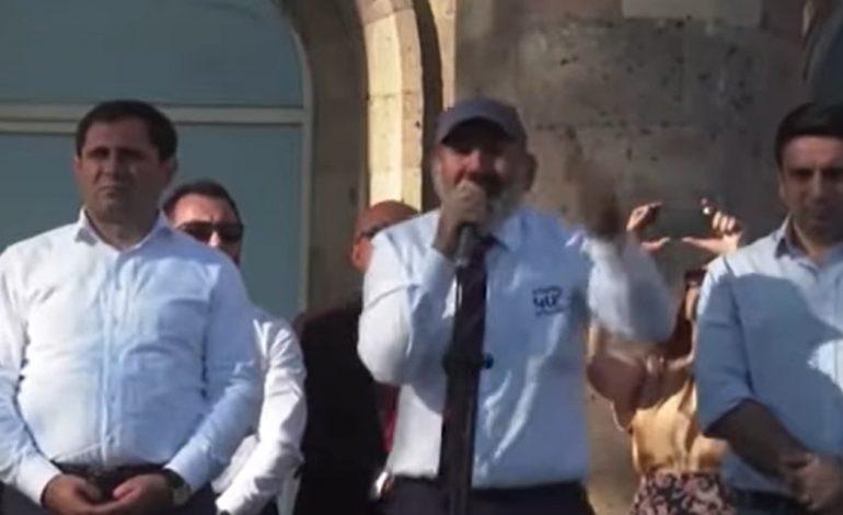ՏԵՍԱՆՅՈՒԹ․ Գերիները մեզ կներեն մի ամիս, երկու ամիս ավելի Բաքվի բանտում գերության մեջ մնալու համար. Նիկոլ Փաշինյան