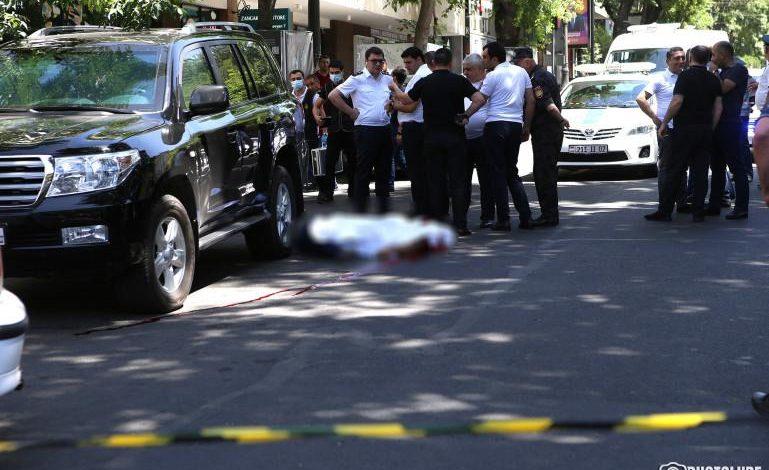 Երեւանի Կենտրոնում սպանվածը քրեական հեղինակություն՝ Քյավառցի Ռաֆոյի թիկնապահն է