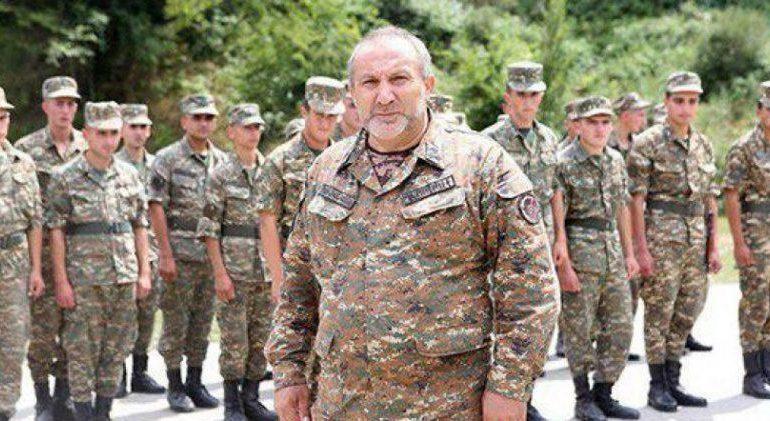 ՖՈՏՈ. Միակ վայրը, որտեղ Ադրբեջանը մինչ օրս զբաղված է լեշահավաքչությամբ «Եղնիկներն» է