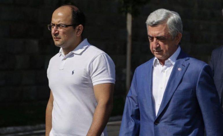 Սերժ Սարգսյանը երբեք թույլ չի տալիս, որ իր կենացը մինչև վերջ ասեն