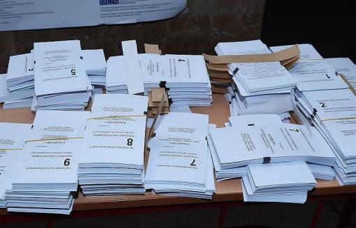 35/17-ում «Հայաստան» դաշինքի 258 ձայները փոխանցվել են այլ կուսակցությանը