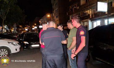 Следственный комитет Армении предоставил подробности стрельбы в Ереване