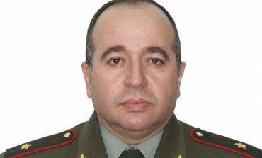Аршак Карапетян будет освобожден от должности первого заместителя начальника Генштаба ВС