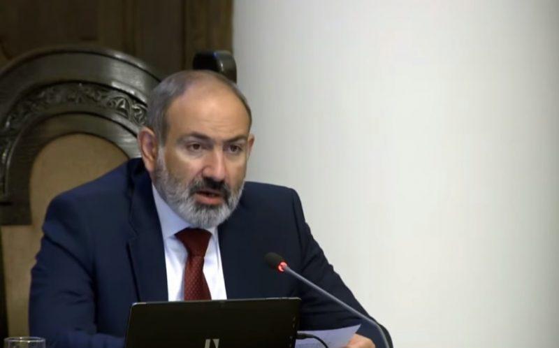 ՏԵՍԱՆՅՈՒԹ. Նիկոլ Փաշինյանը՝ հայ-ադրբեջանական սահմանում տիրող լարված իրավիճակի մասին