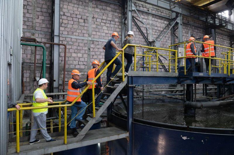 С честью преодолели трудности: в «Техут Майнинге» отметили День металлурга