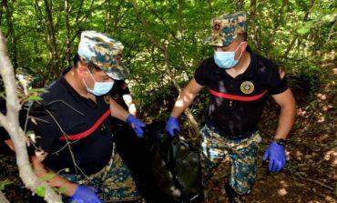 В Варанде обнаружены останки тел еще двух армянских военнослужащих