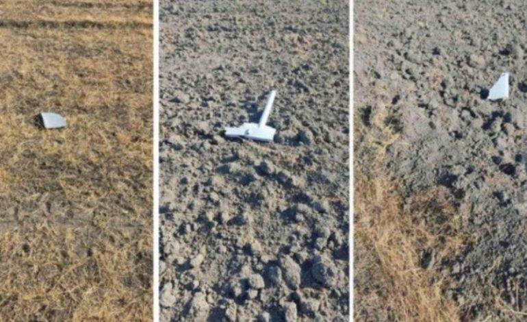 ՖՈՏՈ. Խոցվել է Ադրբեջանի ԶՈՒ սպառազինության մեջ գտնվող «Aerostar» տիպի ԱԹՍ. ՊՆ-ն լուսանկար է հրապարակել