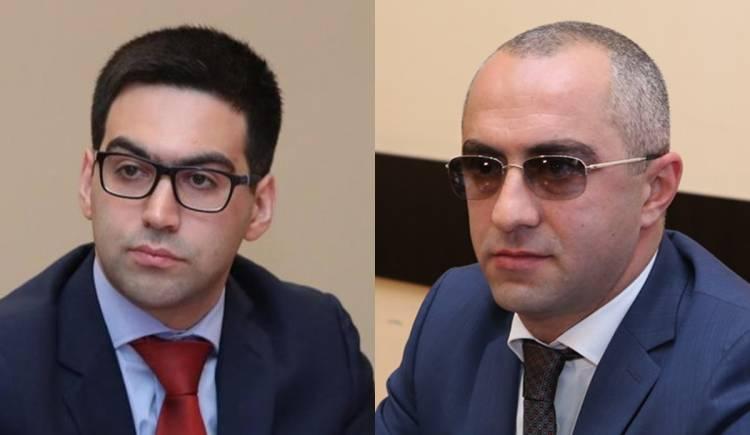 Ռուստամ Բադասյանը՝ ՊԵԿ նախագա՞հ . Հրապարակ