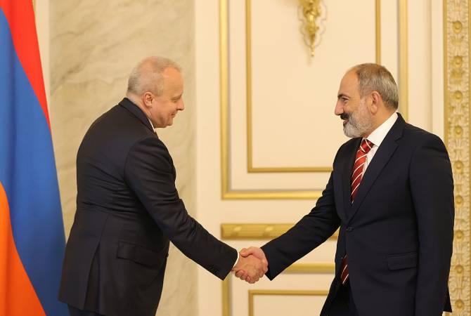 Ռուսաստանի համար Հայաստանի հետ դաշնակցային հարաբերությունների զարգացումն ունի առաջնային նշանակություն. Կոպիրկին