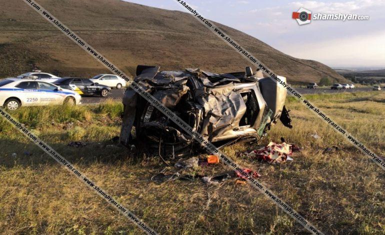 На участке дороги «Джарди дзор» погибли 4 человека- в том числе 12-летняя девочка