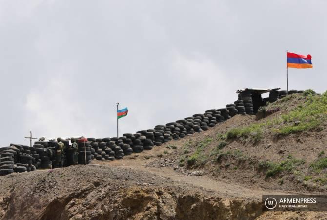 Գերմանիան Հայաստանին և Ադրբեջանին կոչ է անում վերականգնել հրադադարի ռեժիմը