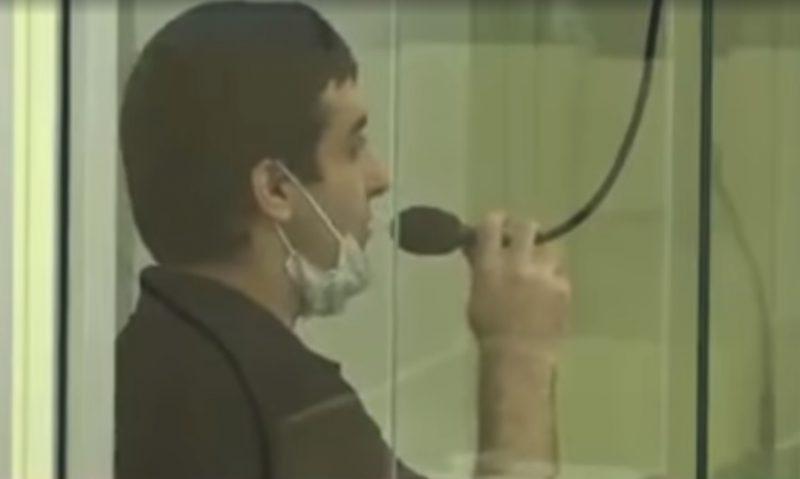 ՏԵՍԱՆՅՈՒԹ. «Ունեմ տանը հիվանդ մայր, որի խնամակալը ես եմ». հայ գերին Բաքվի դատարանում խնդրում է իրեն արդարացնել