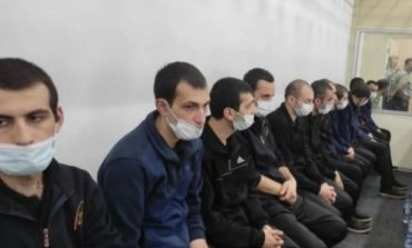 Азербайджанский суд еще 13 армянских военнопленных приговорил к 6 годам лишения свободы