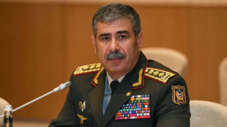 Ադրբեջանի պաշտպանության նախարարը իր մոտ է կանչել բանակի ղեկավարությանը․ տրվել են հանձնարարականներ