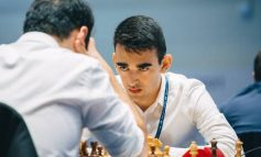 Айк Мартиросян выбыл из розыгрыша Кубка мира по шахматам