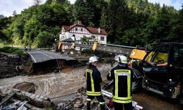 В результате наводнений в Западной Германии погибло 133 человека