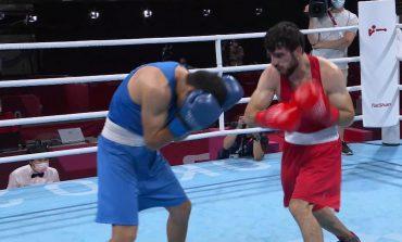 Армянский боксер победил своего азербайджанского соперника