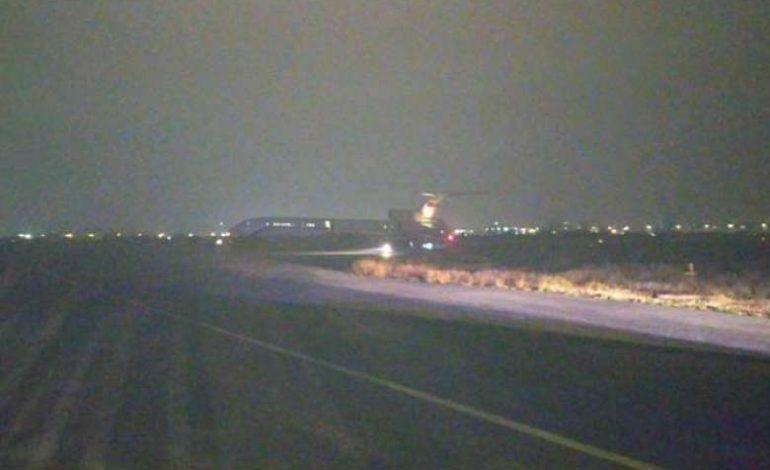 Գերիներին տեղափոխող ինքնաթիռը րոպեներ առաջ վայրէջք կատարեց Երևանում