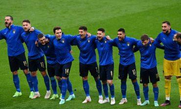 Италия, спустя 53 года, вновь сильнейшая в Европе