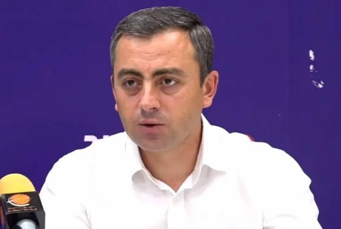 Սաղաթելյանը վստահեցնում է՝ «Հայաստան» դաշինքը շարունակելու է փողոցային պայքարը