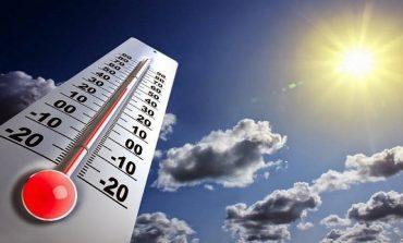 Հայաստանում օդի ջերմաստիճանը հուլիսի 5-ի ցերեկը կնվազի 3-5 աստիճանով