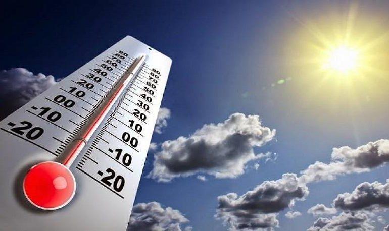 Днем 5-го июля температура воздуха понизится на 3-5 градусов