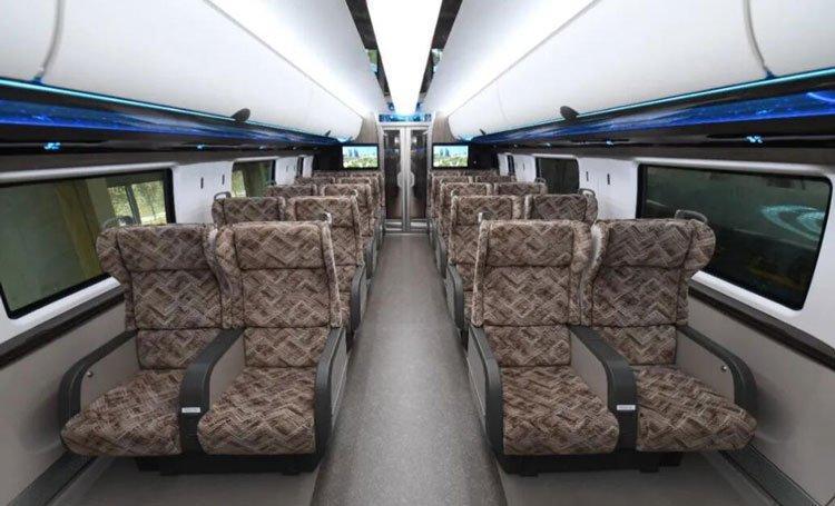 ՏԵՍԱՆՅՈՒԹ. ՖՈՏՈ.  Չինաստանը ստեղծել է աշխարհի ամենաարագընթաց գնացքը