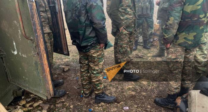 Բացառիկ լուսանկարներ. Սա այն մարտական դիրքն է, որը հայերը հետ են վերցրել ադրբեջանցիներից
