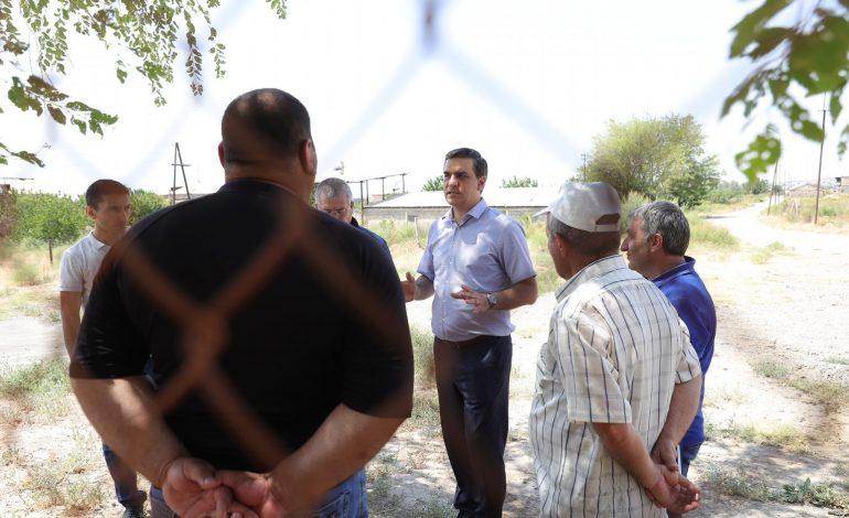 Ադրբեջանական կրակոցները հանցավոր բնույթի են․ ՄԻՊ-ը Երասխում է