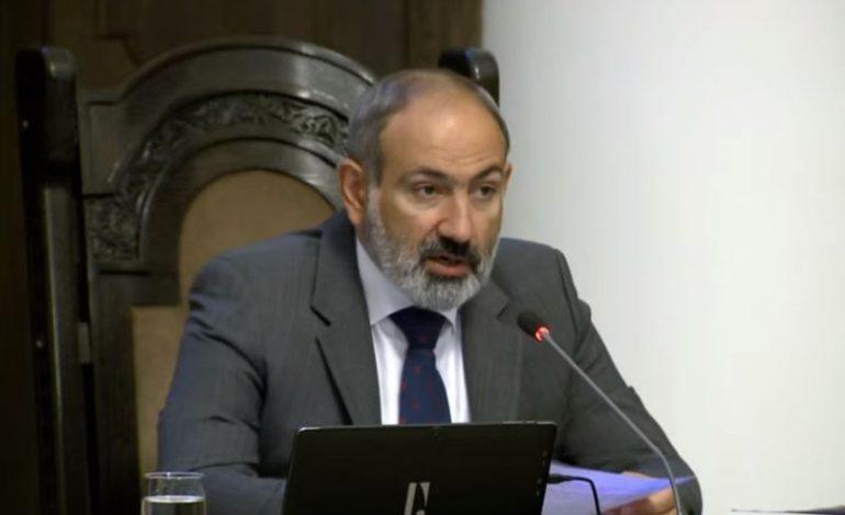 Азербайджан говорит о коридоре, чтобы не допустить открытия региональных коммуникаций: Пашинян