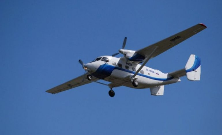 В Томской области пропал Ан-28 с 17 людьми на борту