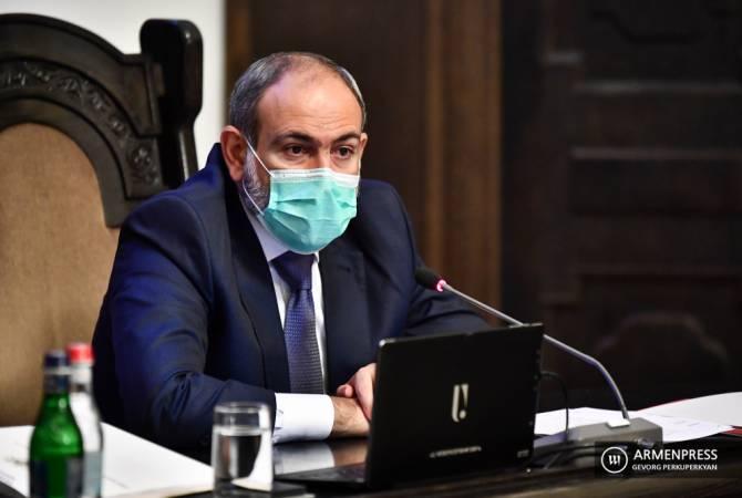 Азербайджан пытается дискредитировать трехсторонние заявления и тему открытия коммуникаций: Пашинян