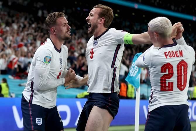Անգլիան առաջին անգամ Եվրոպայի առաջնության եզրափակիչում է