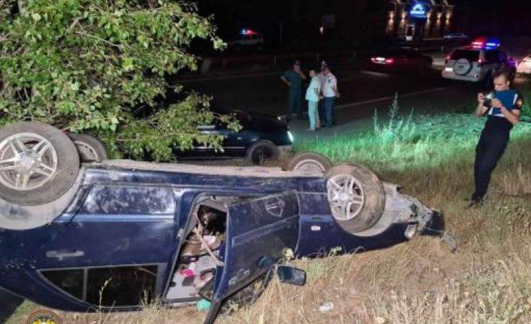 32-ամյա վարորդը մահացել է