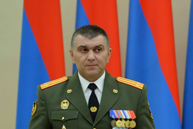 Գրիգորի Խաչատուրովն ազատվեց 3-րդ բանակային կորպուսի հրամանատարի պաշտոնից
