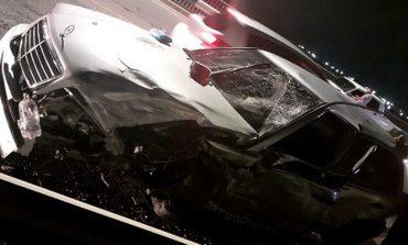 В Котайкской области Армении в результате дорожно-транспортного происшествия пострадали 7 человек