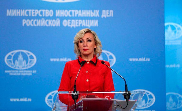 Հայ-ադրբեջանական սահմանին իրավիճակի զարգացումը ևս մեկ անգամ ընդգծում է սահմանազատման և սահմանագծման գործընթացի մեկնարկի անհրաժեշտությունը. Զախարովա