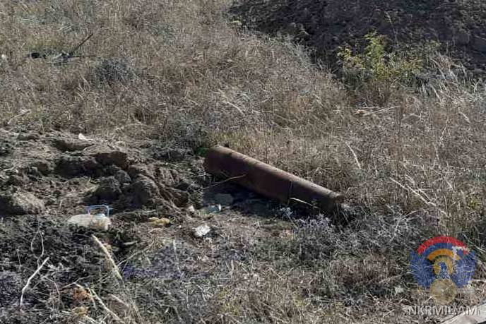 Азербайджан применил боевые дроны в направлении позиций Армии обороны Нагорного Карабаха