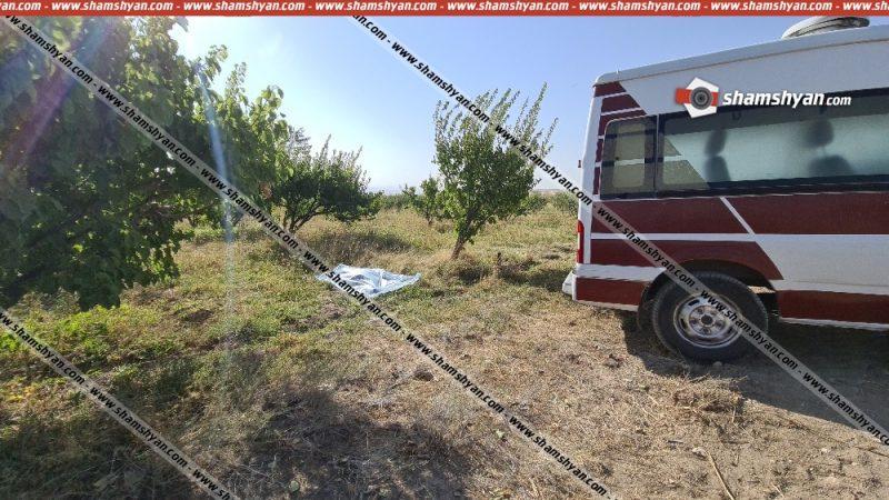 ՖՈՏՈ. Ողբերգական ավտովթար. 28–ամյա կին վարորդը տեղում է մահացել