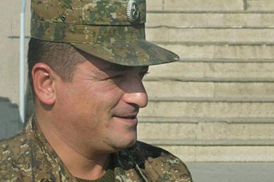 Արտակ Բուդաղյանը նշանակվել է Հատուկ բանակային կորպուսի հրամանատար