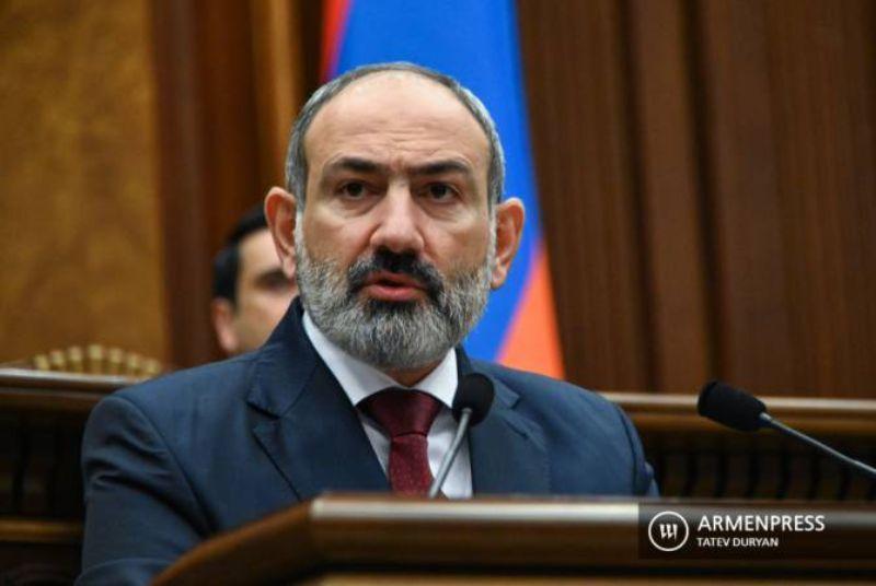 ВИДЕО: Никол Пашинян фактически признал часть территории Армении азербайджанской