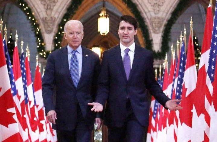 Կանադայի վարչապետ Թրյուդոն և ԱՄՆ նախագահ Բայդենը գրազ են եկել. կանադայի վարչապետը պարտվել է