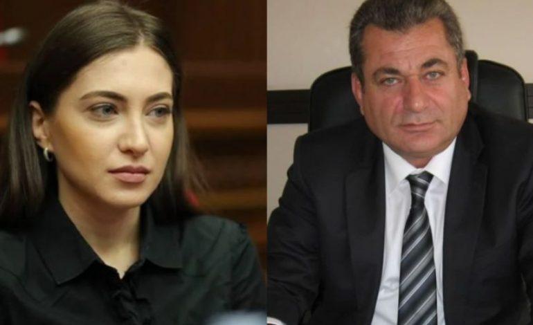 Քասախ համայնքի ղեկավարին մեղադրանք է առաջադրվել. նրա դուստրը պատգամավոր Աննա Մկրտչյանն է