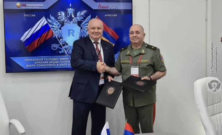 Ի՞նչ հարցեր է քննարկել ՀՀ պաշտպանության նախարարը ՌԴ-ում