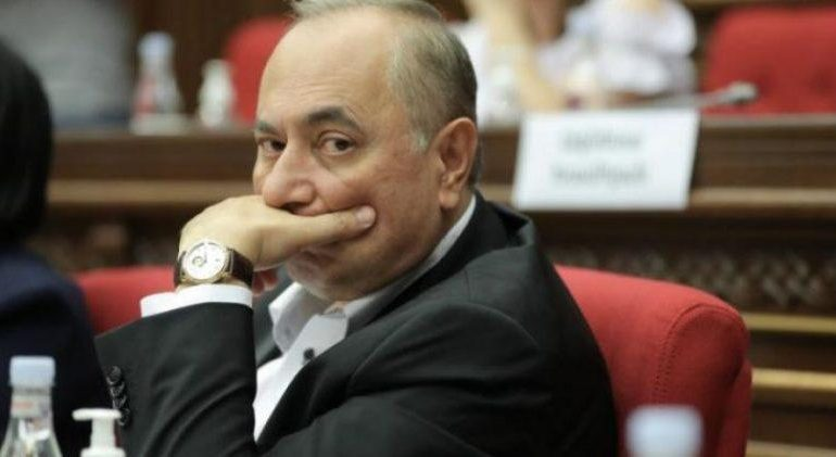 Состояние здоровья Армена Чарчяна ухудшилось